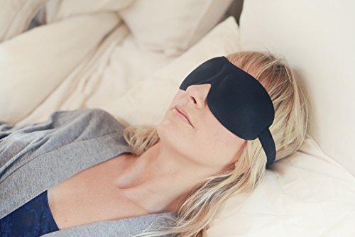 Top Sleep Mask for Side sleepers