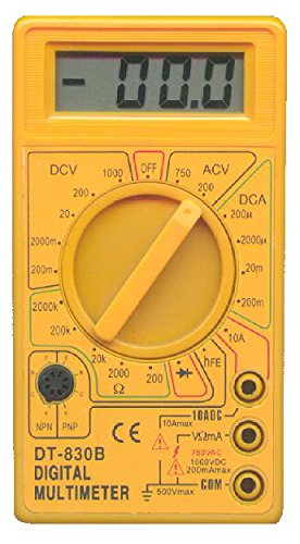 15 Best Multimeter for Electronics