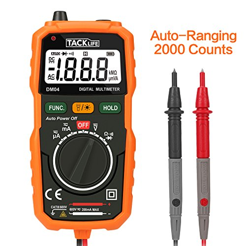 best multimeter for electronics 2019