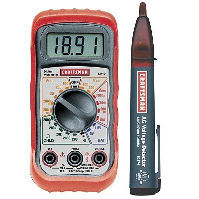 Top multimeter for electronics and home usage