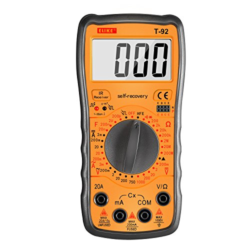 Best Multimeter for Home Usage 2019