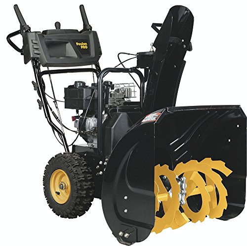 Top Two Stage Snow Blowers 2019