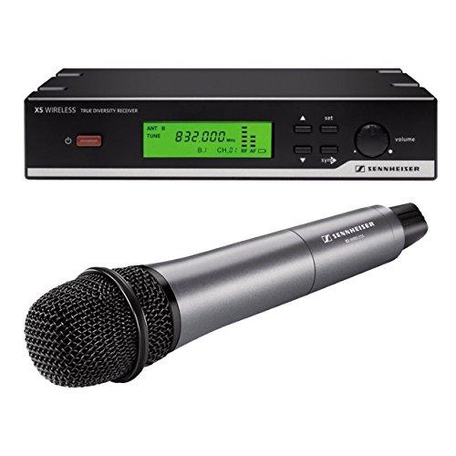 Sennheiser XSW 35-A XS Wireless Vocal Set - A Gig-ready Wireless System