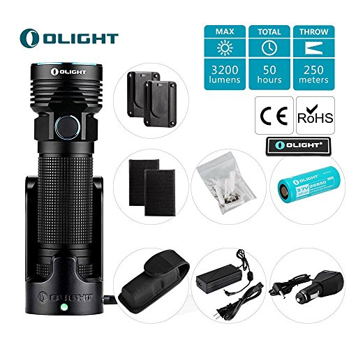 top rechargeable flashlight