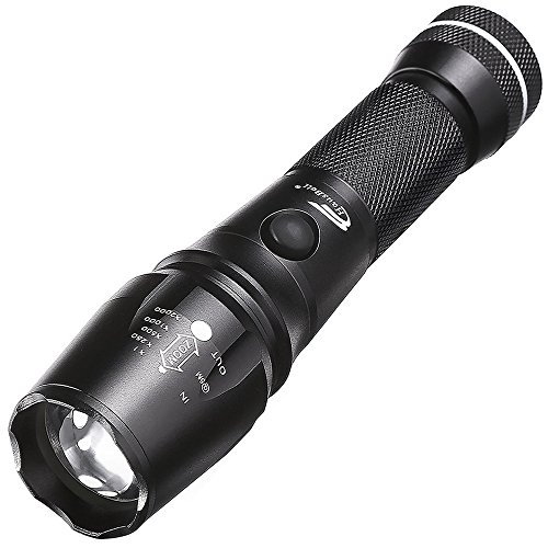 rechargeable flashlight in 2019