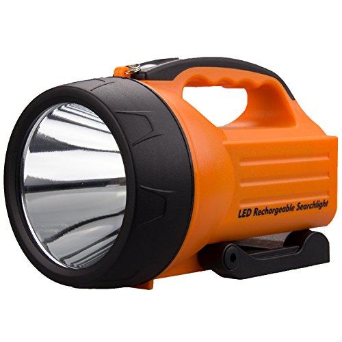 Wasing 10 Watt 1000 Lumens Rechargeable Spotlight