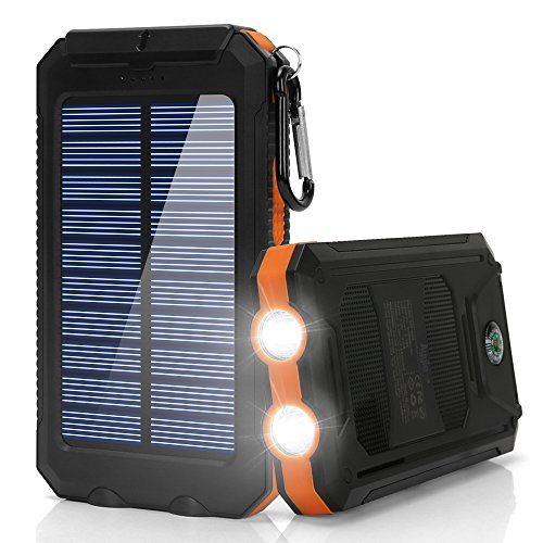 top Solar Power Banks 2019