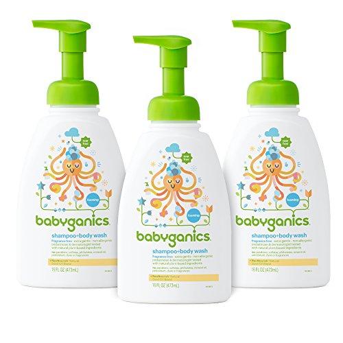 baby shampoos