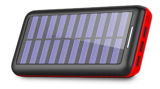 solar power banks