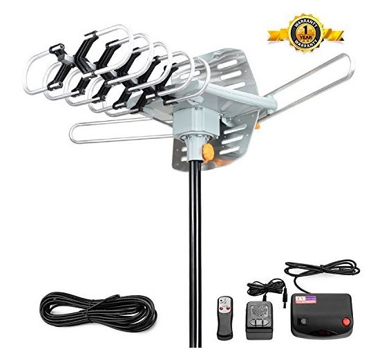 super outdoor tv antenna in 2019