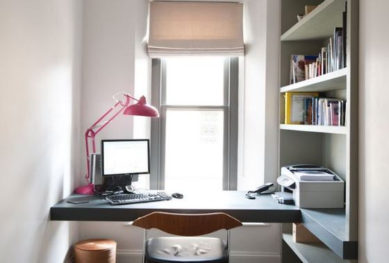 5 Smart Tips to Light Up Your Home Office - Mippin on