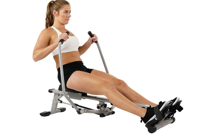 Sunny Health and Fitness Full Motion Rower