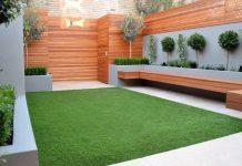 modernise garden