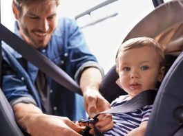 Children Safe While Driving