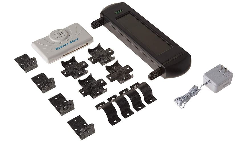 DRIVEWAY ALARM system review