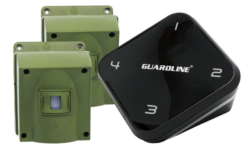 top rated best DRIVEWAY ALARM