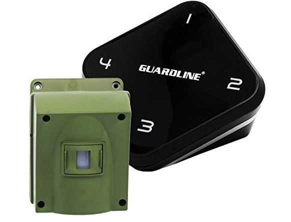 Long Range Wireless Driveway Alarm