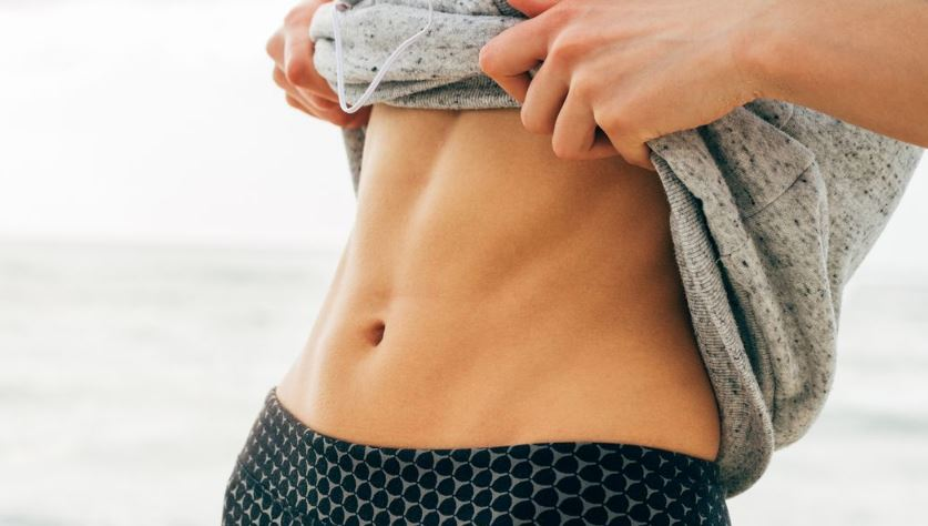 Stomach CoolSculpting