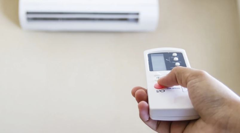 Covering An AC In Summer Or Winter Is A Personal Decision