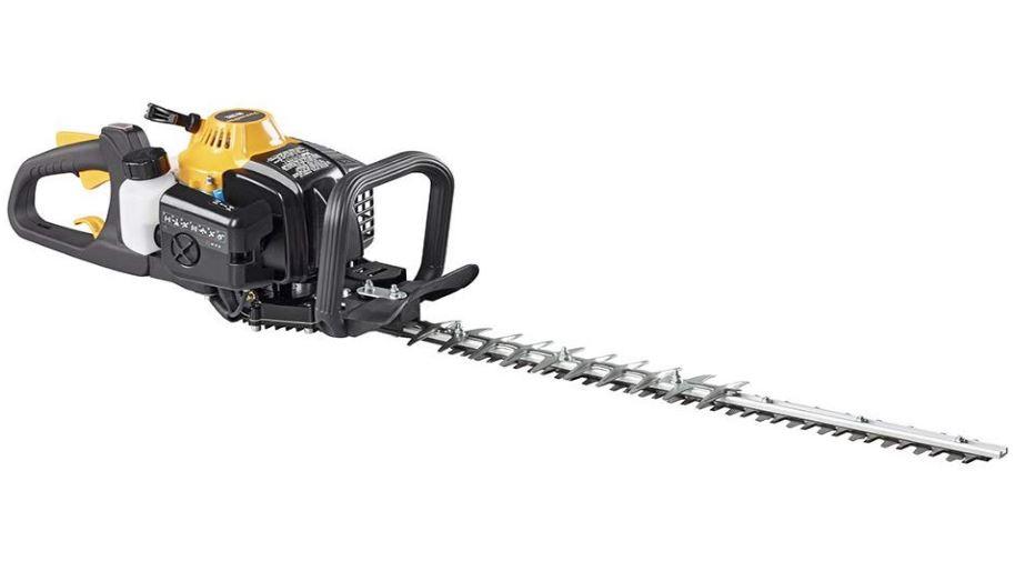 black hedge trimmer