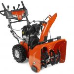 best two stage electric snow blower