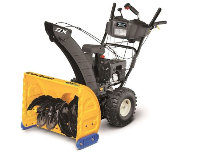 Briggs & Stratton 1696741 Single Stage Snow Thrower with Snow Shredder Auger and 250cc Engine with Electric Start
