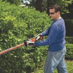 top rated hedge trimmer