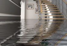 water damage