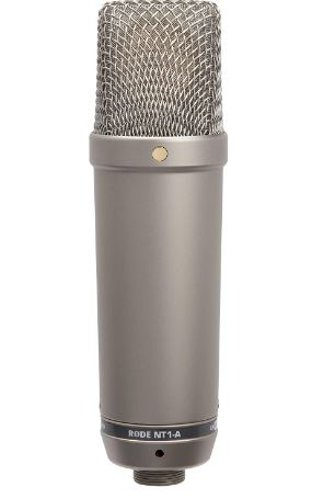 rode nt1 vocal condenser microphone review