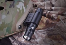 Fenix Flashlights FX-PD35TAC review