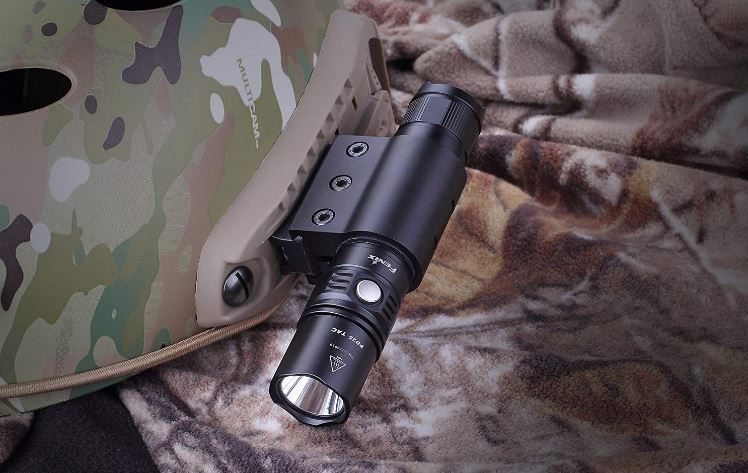 Fenix Flashlights FX-PD35TAC review