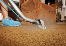 How to Steam Clean a Carpet