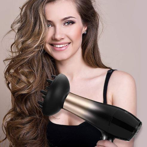 KIPOZI 1875W Hair Dryer review