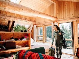 Property into a Vacation Rental