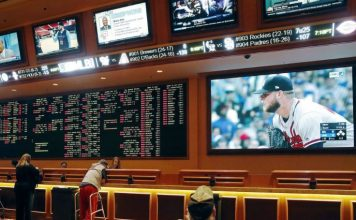 The Decline of Sports Betting at the start of 2020