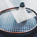 badminton shot